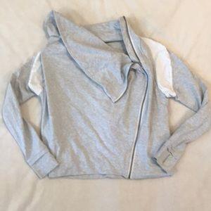Lululemon side zip wrap jacket
